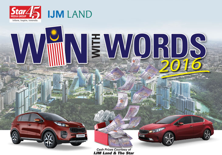 Win Prizes worth more than RM500,000